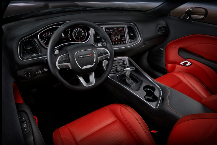 2016 Dodge Challenger SXT Plus (shown in Ruby Red/Black)