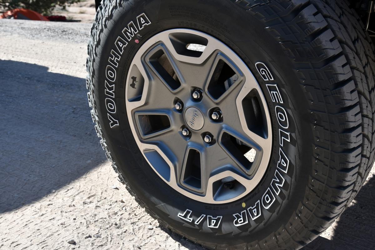 Yokohama Tires Review >> Yokohama Geolandar A/T G015 Tire Review – The Review Garage