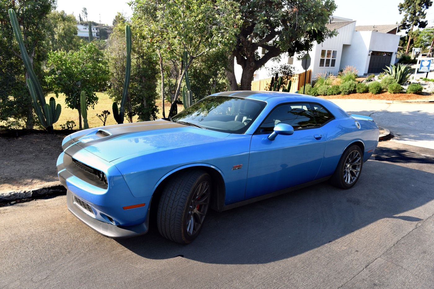 Dodge Challenger Srt  Test Drive And Review