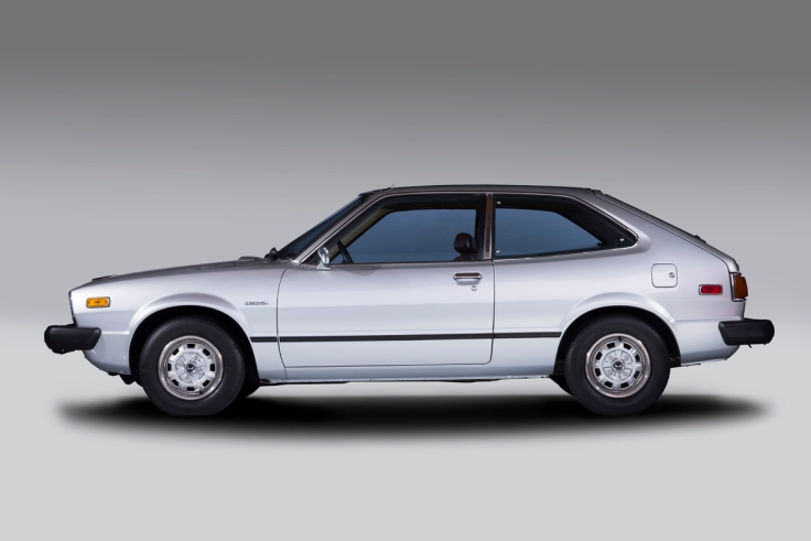 HONDA ACCORD HATCHBACK Generation 1