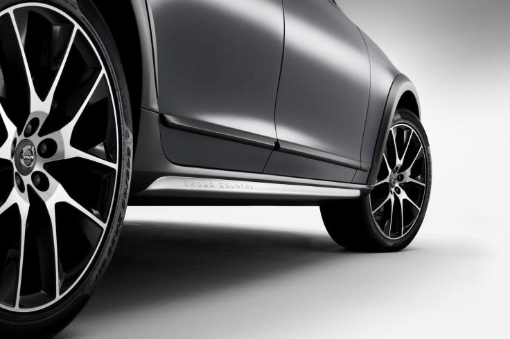 New Volvo V90 Cross Country Studio detail