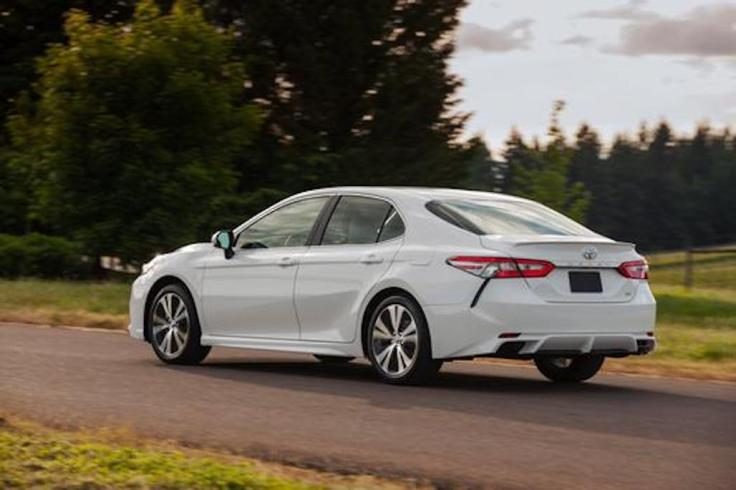 Original 2018 Toyota Camry A DriveWays Review  The Review Garage