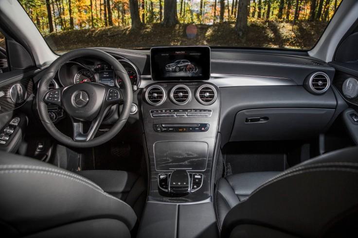 2016 Mercedes-Benz GLC300