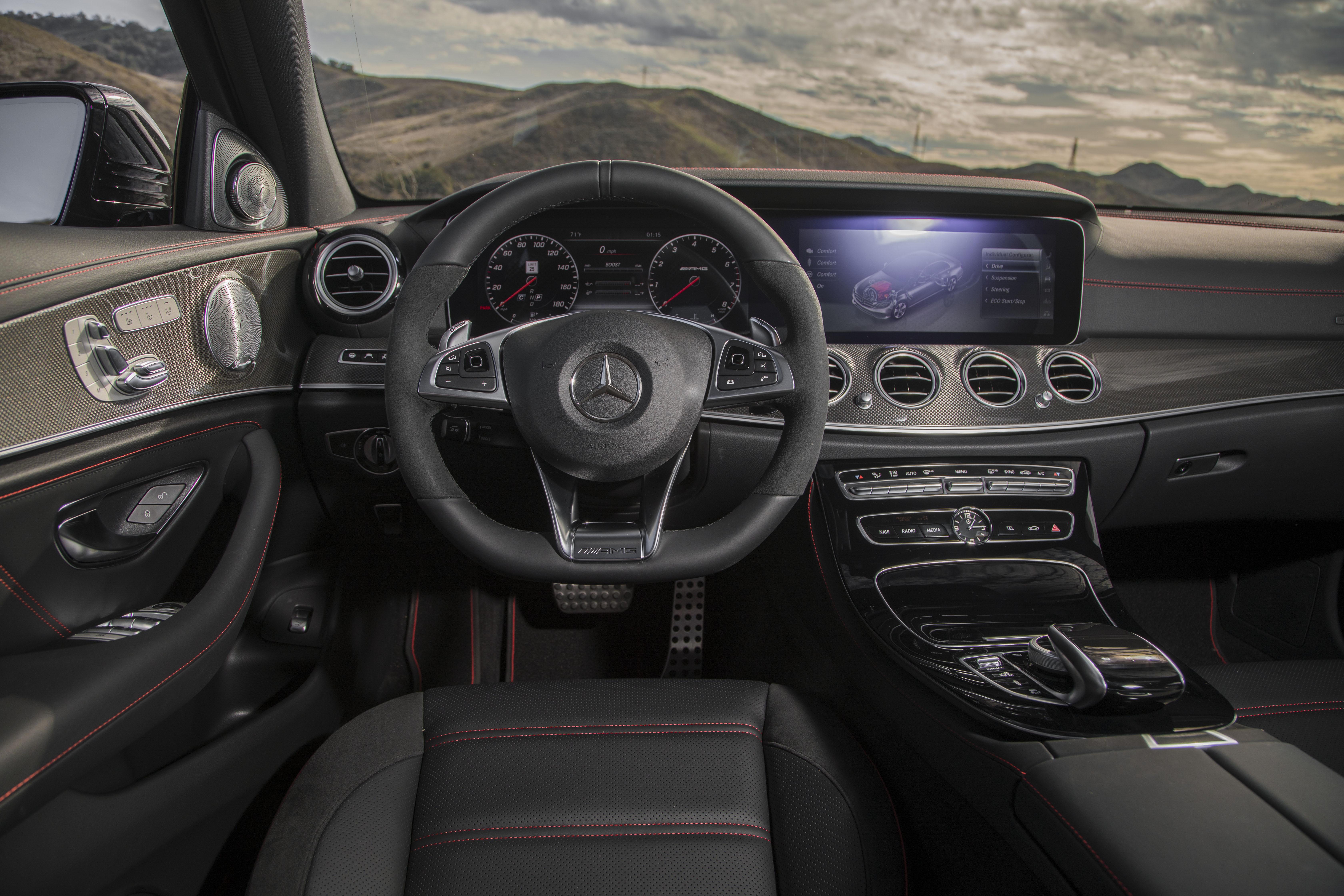 2017 AMG E43 Sedan