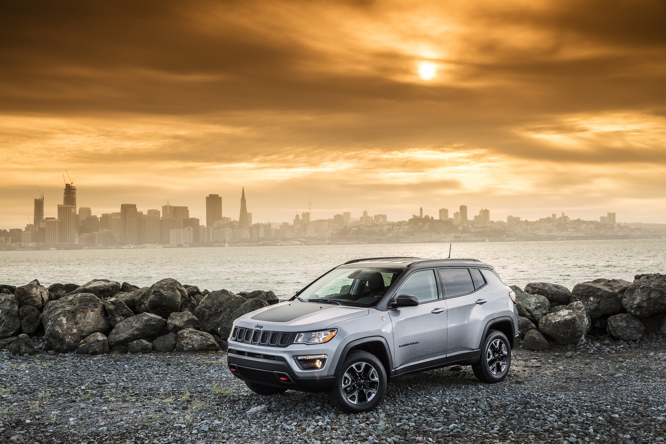 2018 Jeep® Compass Trailhawk