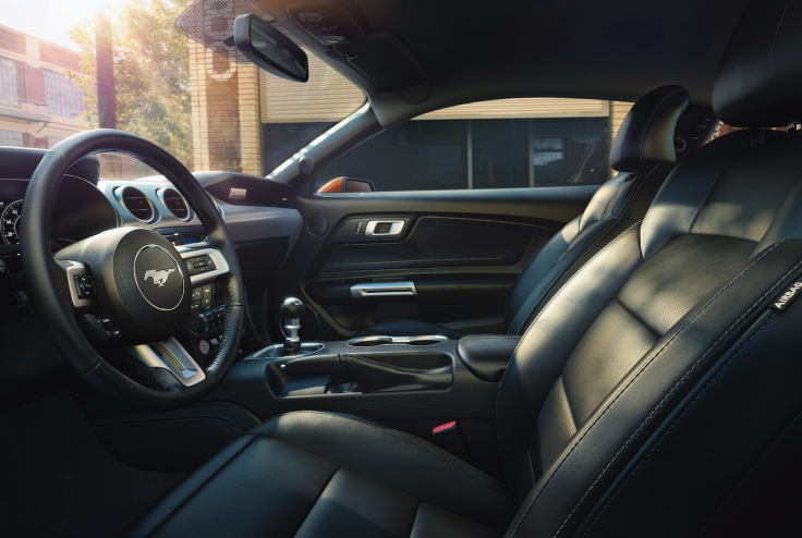 2018 Ford Mustang Interior