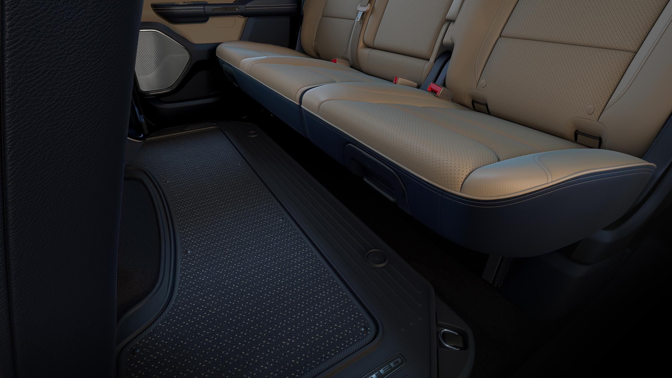 2019 Ram 1500 – Rear Flat-load Floor