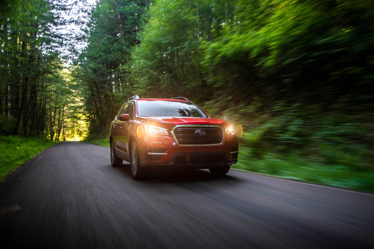 2019 Subaru Ascent Touring A Driveways Review The
