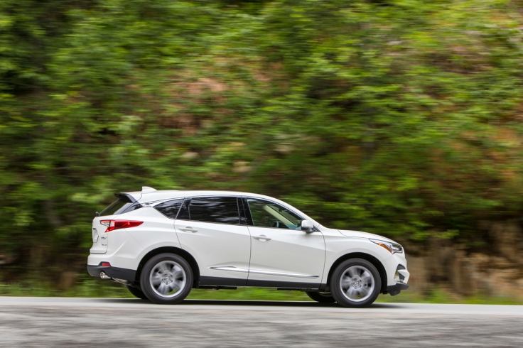2019 Acura Rdx A Spec A Driveways Review The Review Garage