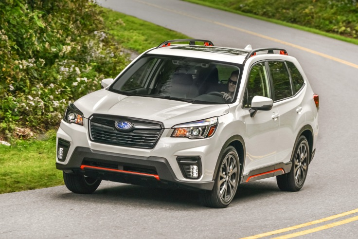 2019 Subaru Forester Sport A Driveways Review The Review Garage