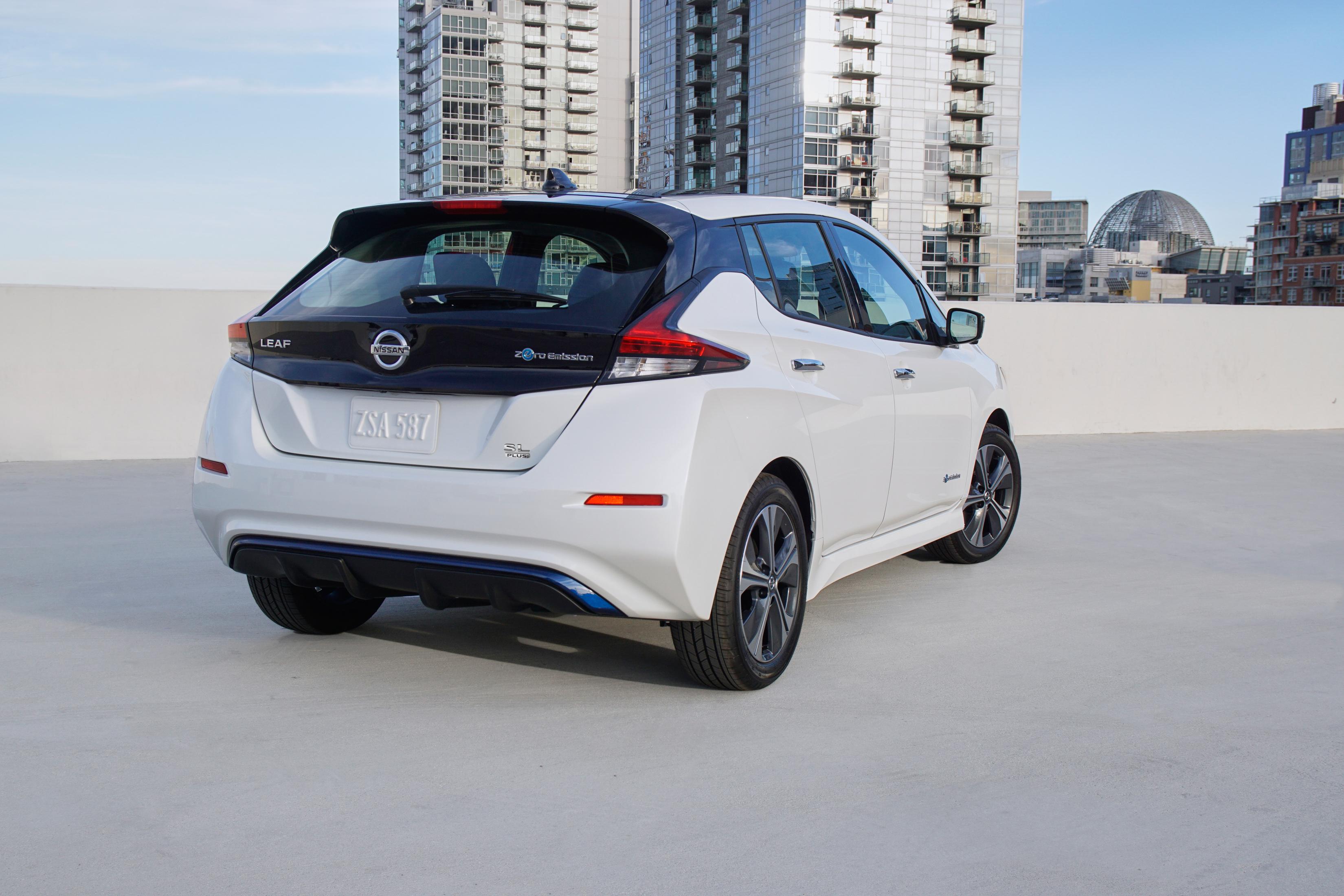2019 Nissan LEAF e+