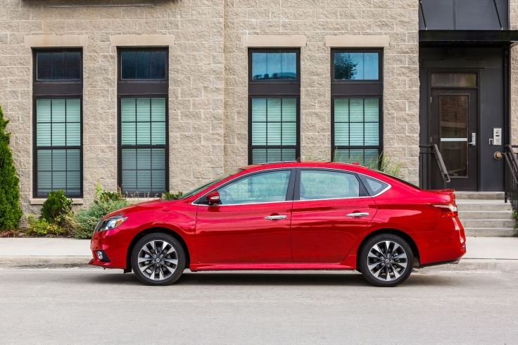 2019 Sentra SR Turbo