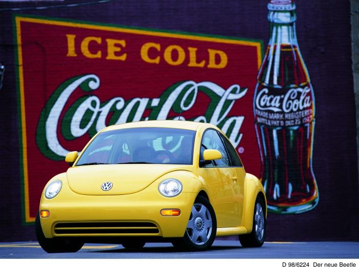 Produkte: New Beetle USA Version (1998)