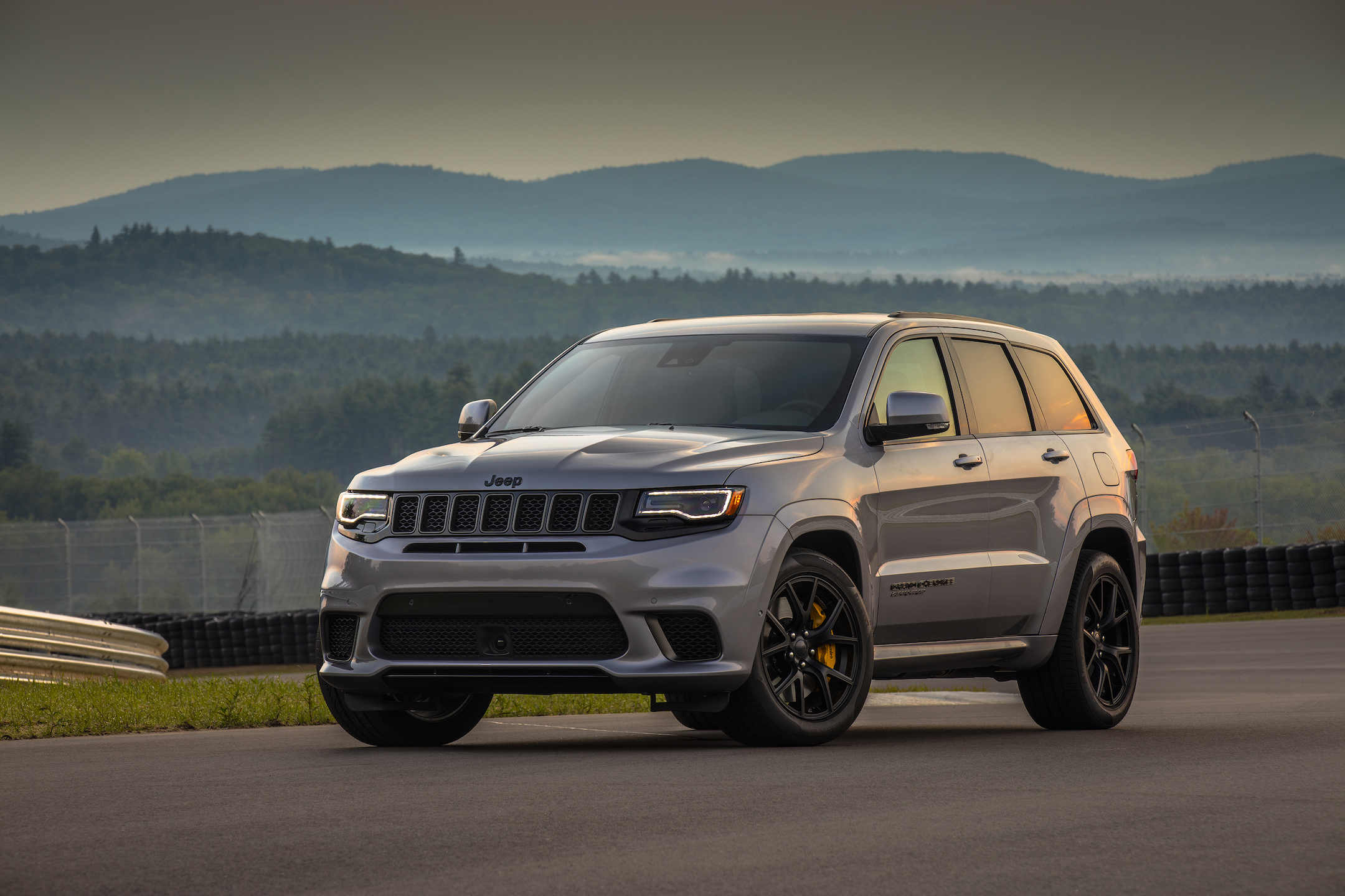 2019 Jeep® Grand Cherokee Trackhawk