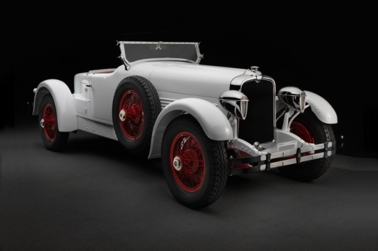 Stutz Blackhawk Boat Tail Speedster 071