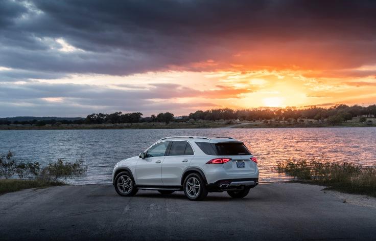 Der neue Mercedes-Benz GLE, San Antonio 2018 // The new Mercedes-Benz GLE, San Antonio 2018