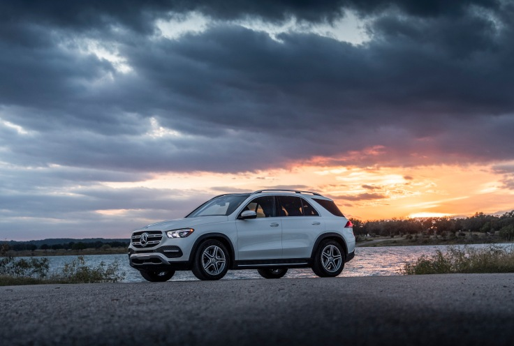 All-new Mercedes-Benz GLE SUV to start at $53,700