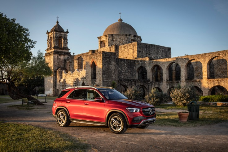 Der neue Mercedes-Benz GLE, San Antonio 2018 // The new Mercedes-Benz GLE, San Antonio 2018