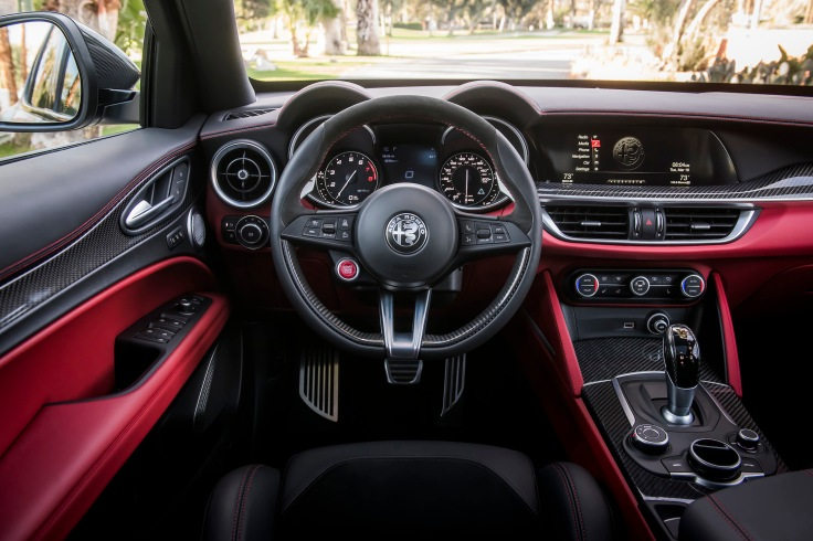 2019 Alfa Romeo Stelvio Quadrifoglio NRING