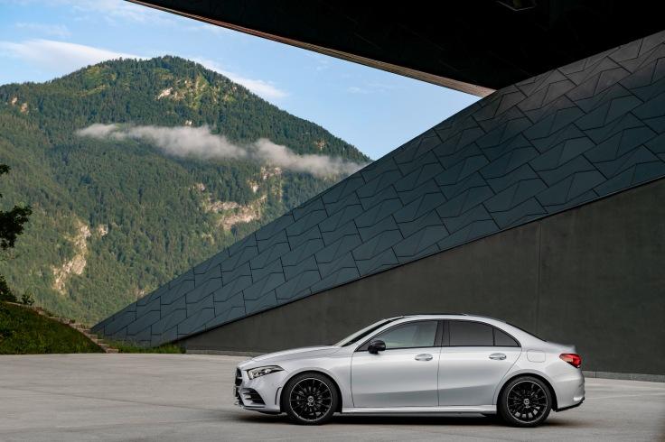 Mercedes-Benz A-Klasse Limousine, V 177, 2018 // Mercedes-Benz A-Class Sedan, V177, 2018