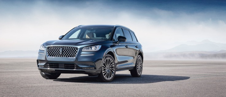 2020 Lincoln Corsair Reserve Appearance Package