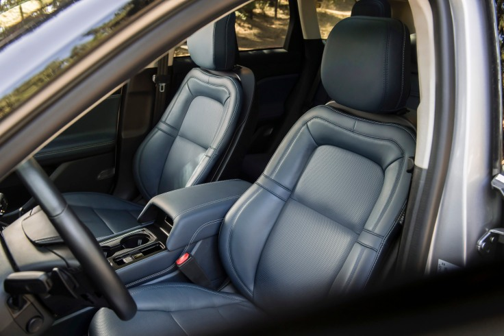 All-New 2020 Corsair Reserve with Beyond Blue Interior Package