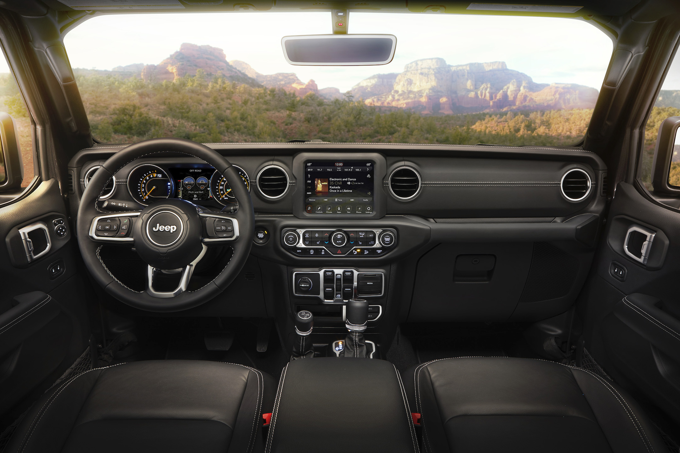 2020 Jeep® Wrangler Sahara
