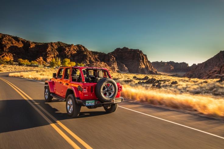 2020 Jeep® Wrangler Sahara EcoDiesel