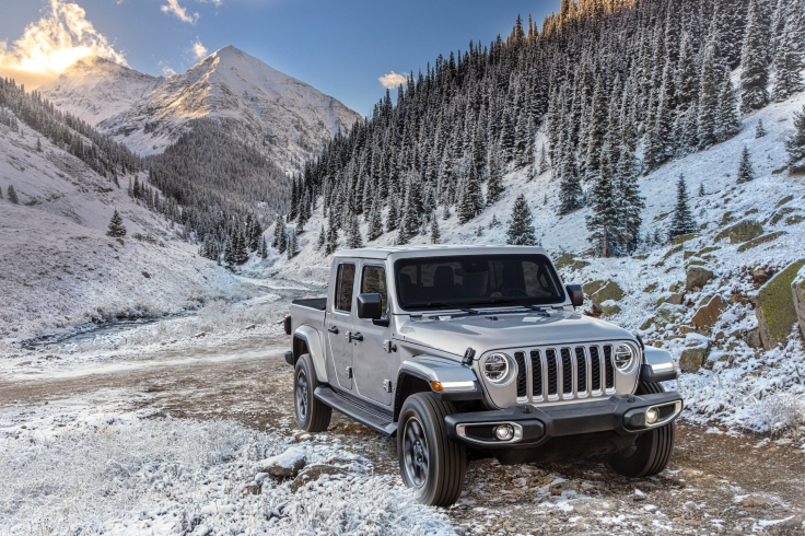 2020 Jeep® Gladiator North Editio