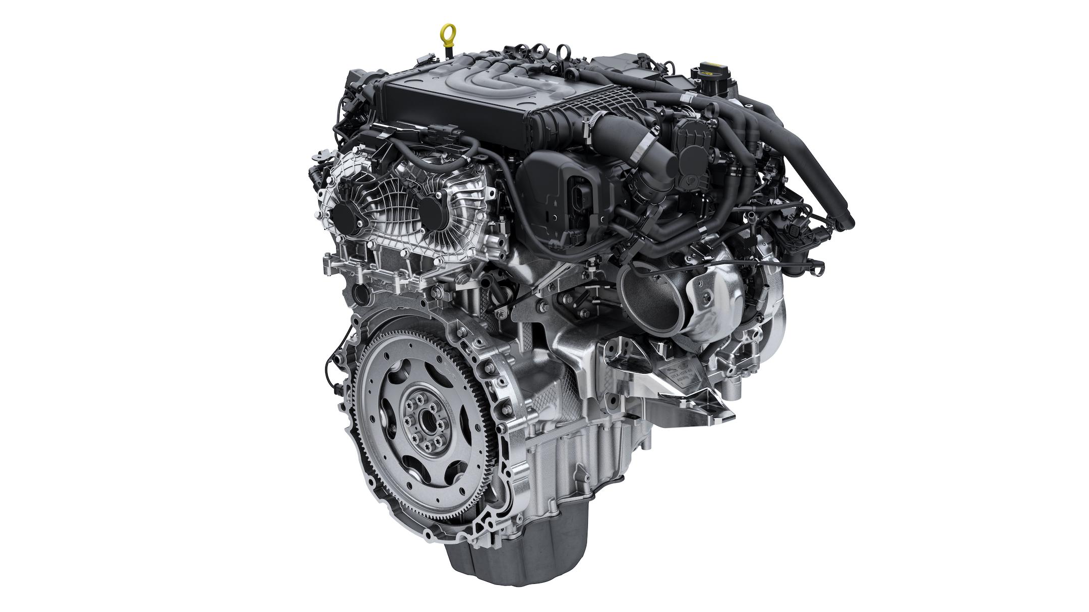 Range Rover Sport - Ingenium six-cylinder gasoline engine