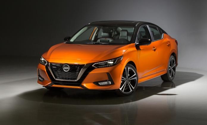 2020 Nissan Sentra Sr Premium A Driveways Review The Review Garage