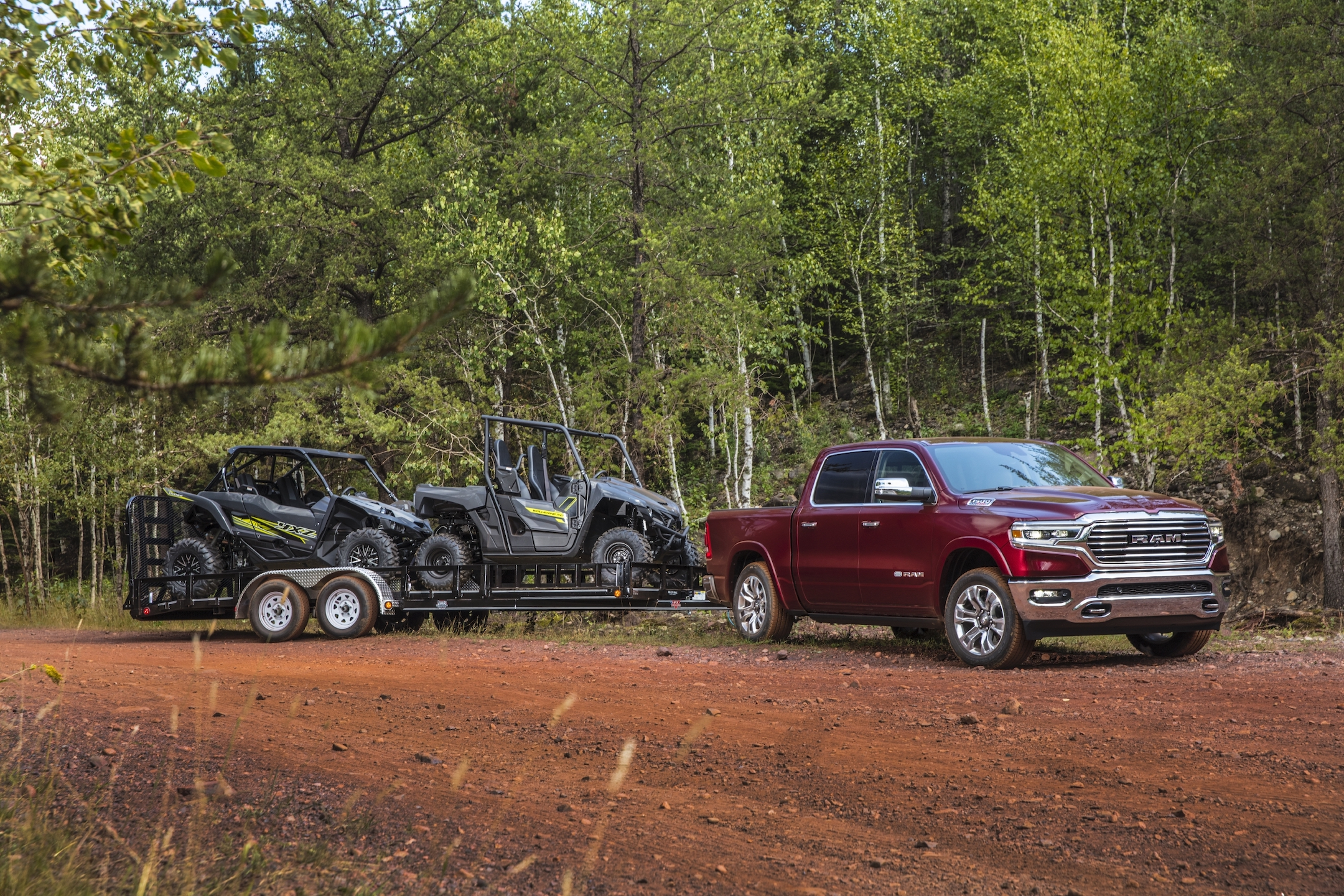 2020 Ram 1500 Laramie Longhorn EcoDiesel