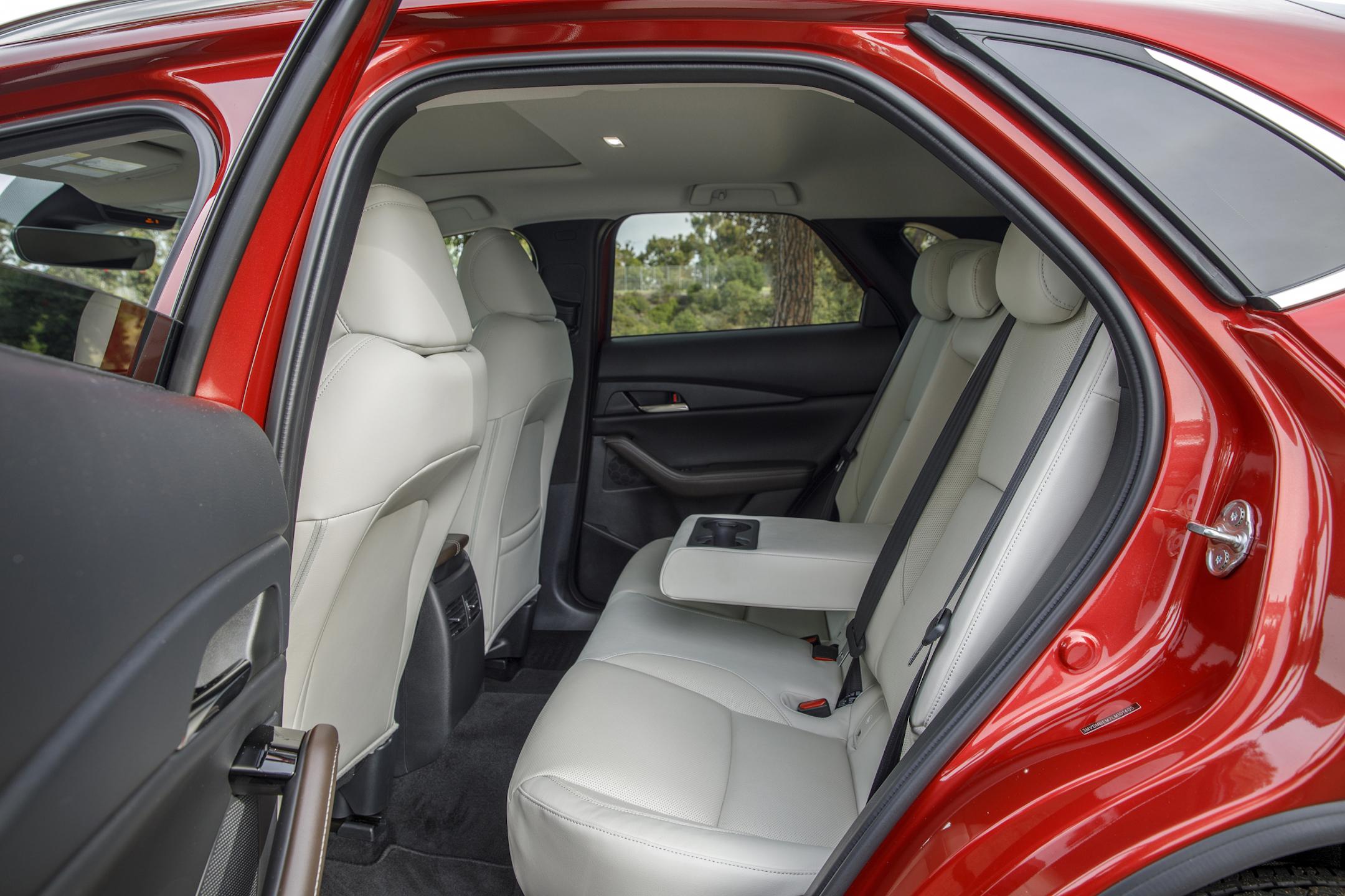 2020_Mazda_CX-30_Interior_5