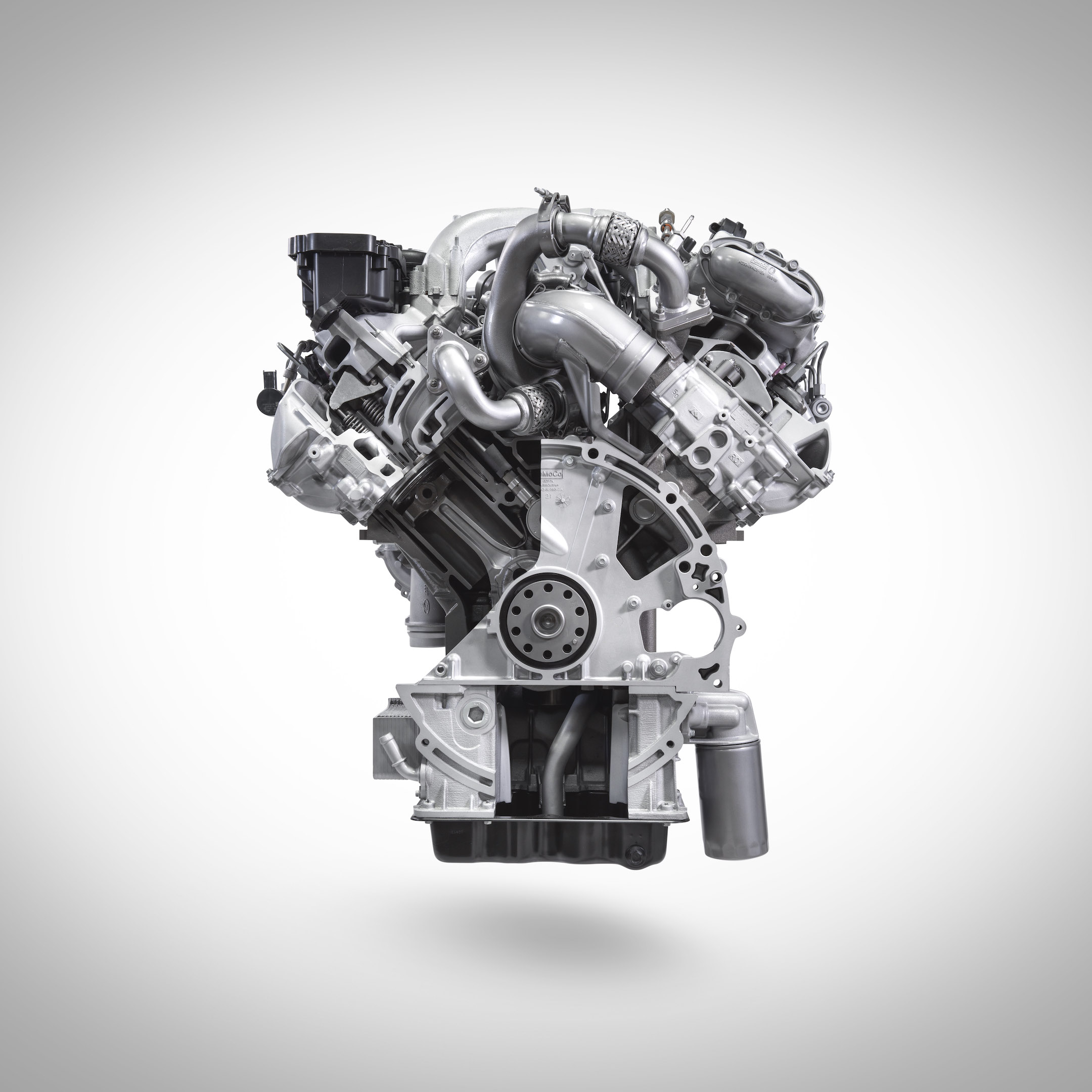 6.7L Power Stroke diesel V8 third-gen