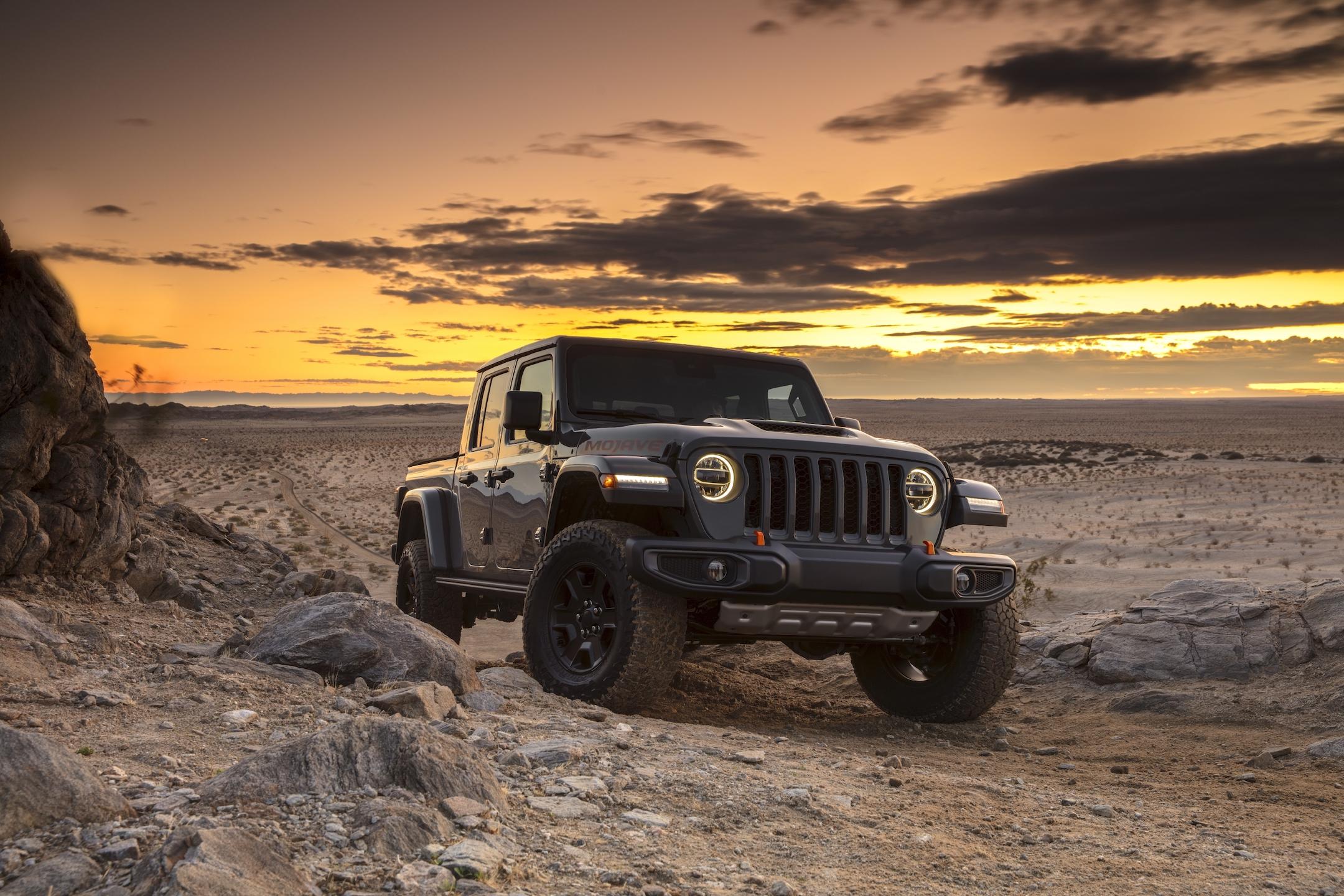 2020 Jeep® Gladiator Mojave