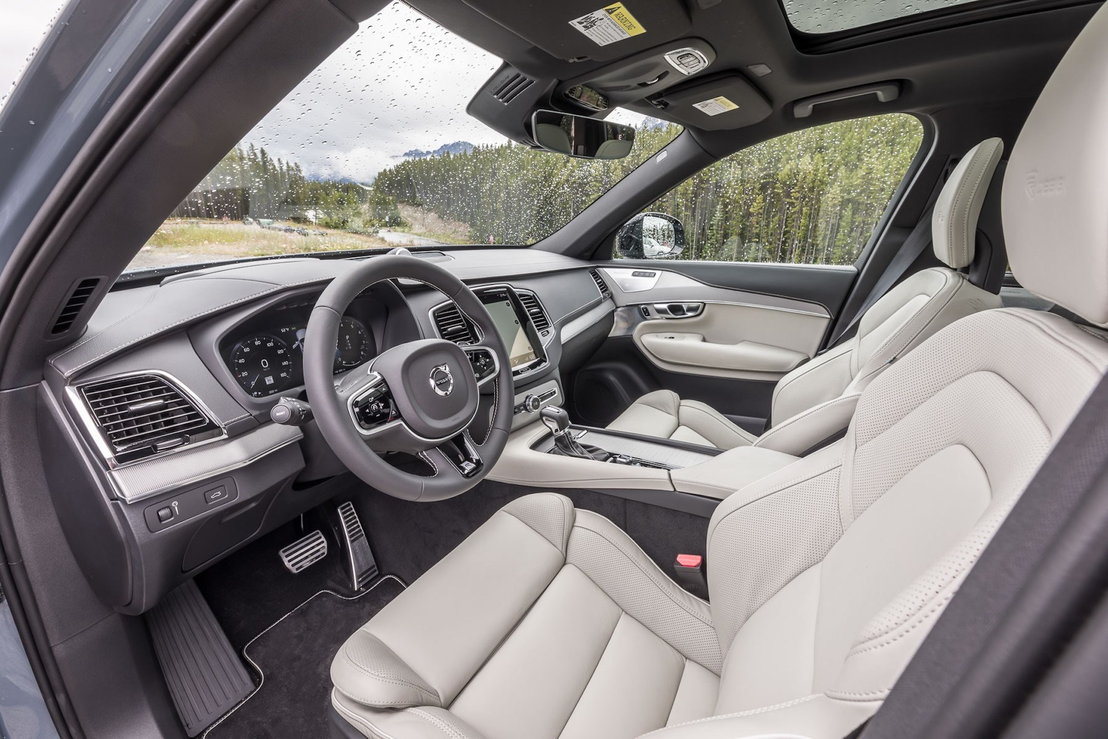 2020 Volvo XC90-R - Banff