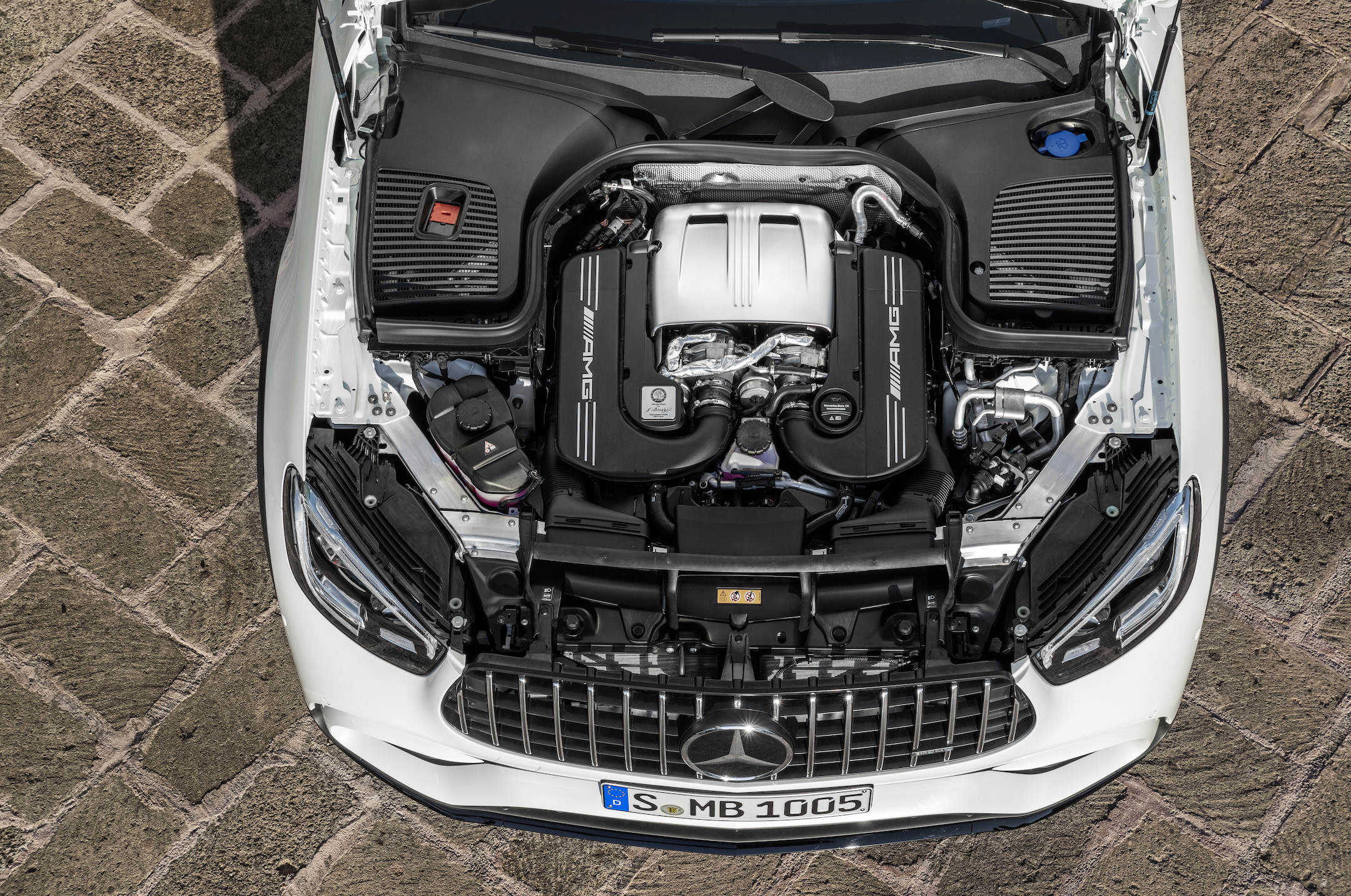 Mercedes-AMG GLC 63 S 4MATIC+  (2019)