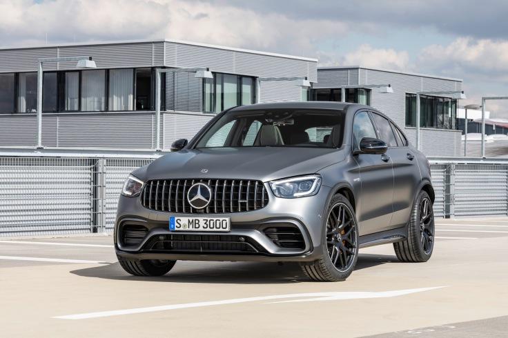 Mercedes-AMG GLC 63 S 4MATIC+ Coupé (2019)
