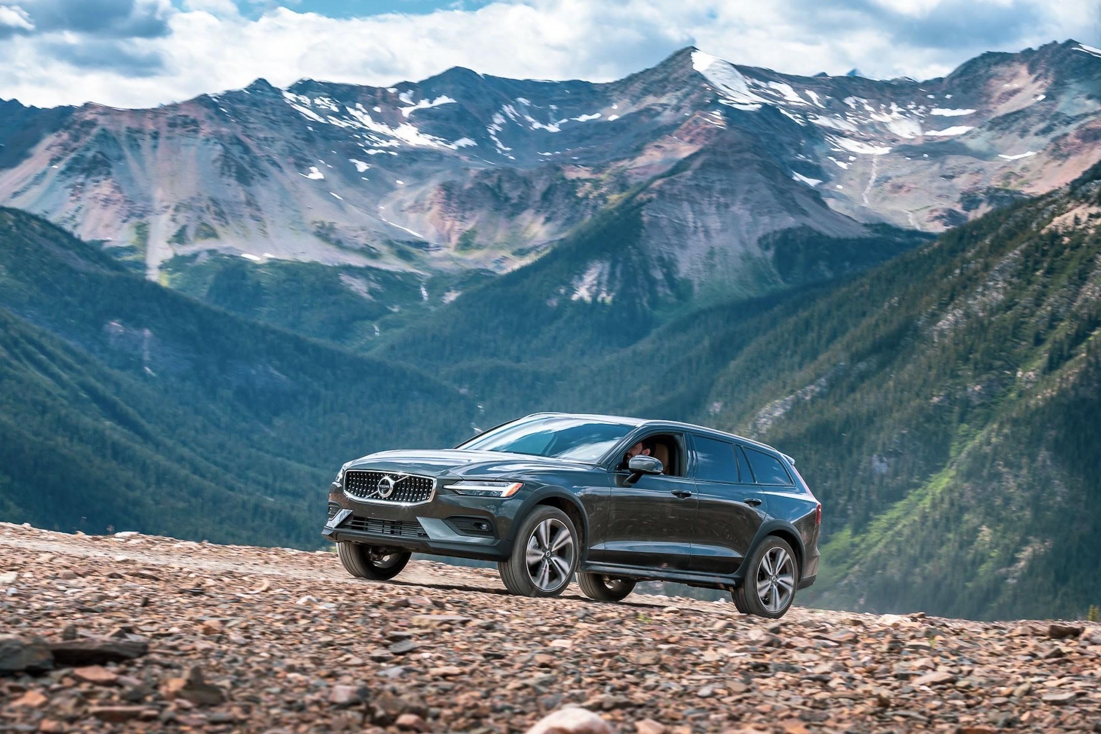 MY2020 Volvo Model Program - Banff Location