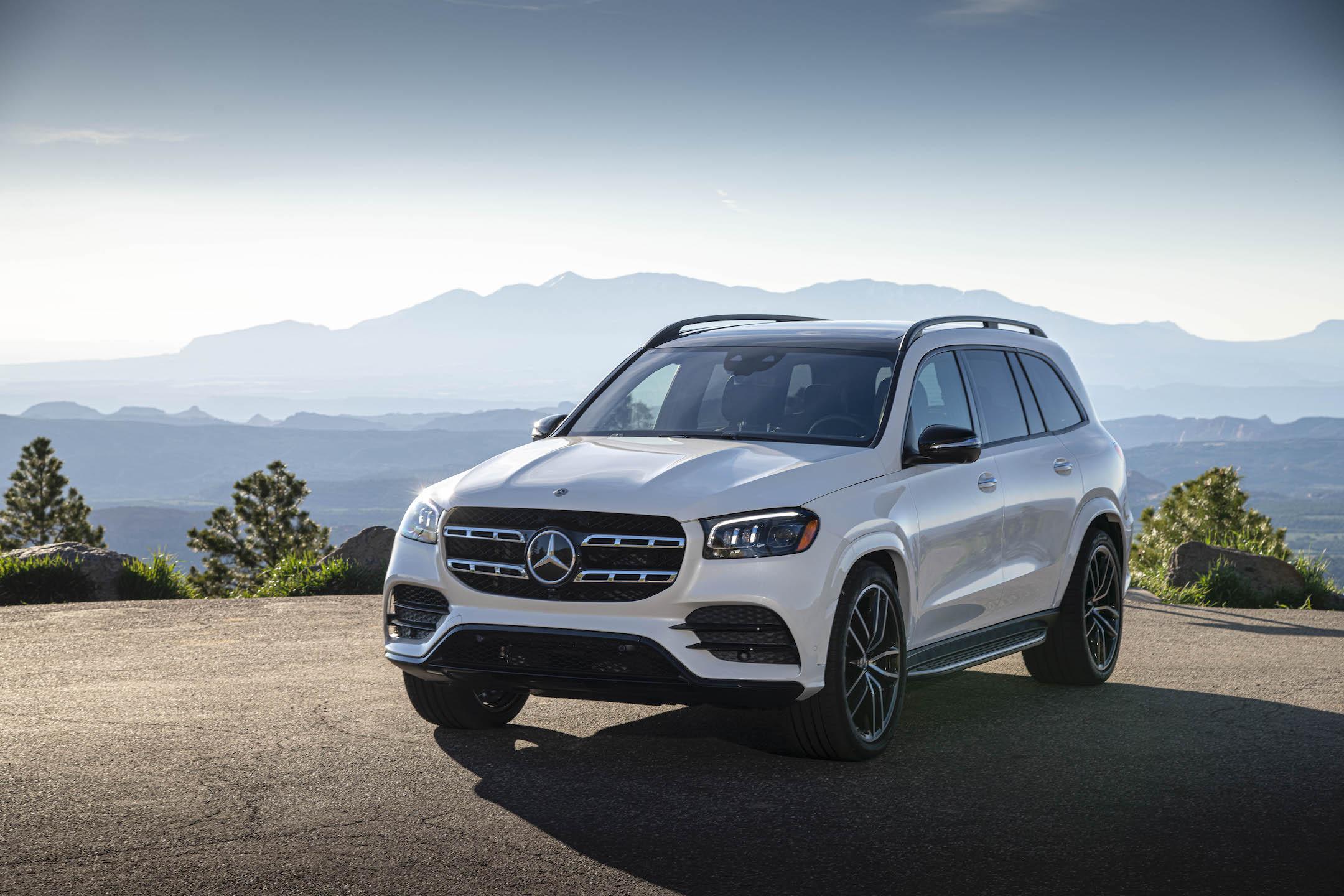 Der neue Mercedes-Benz GLS Utah 2019 // The new Mercedes-Benz GLS Utah 2019