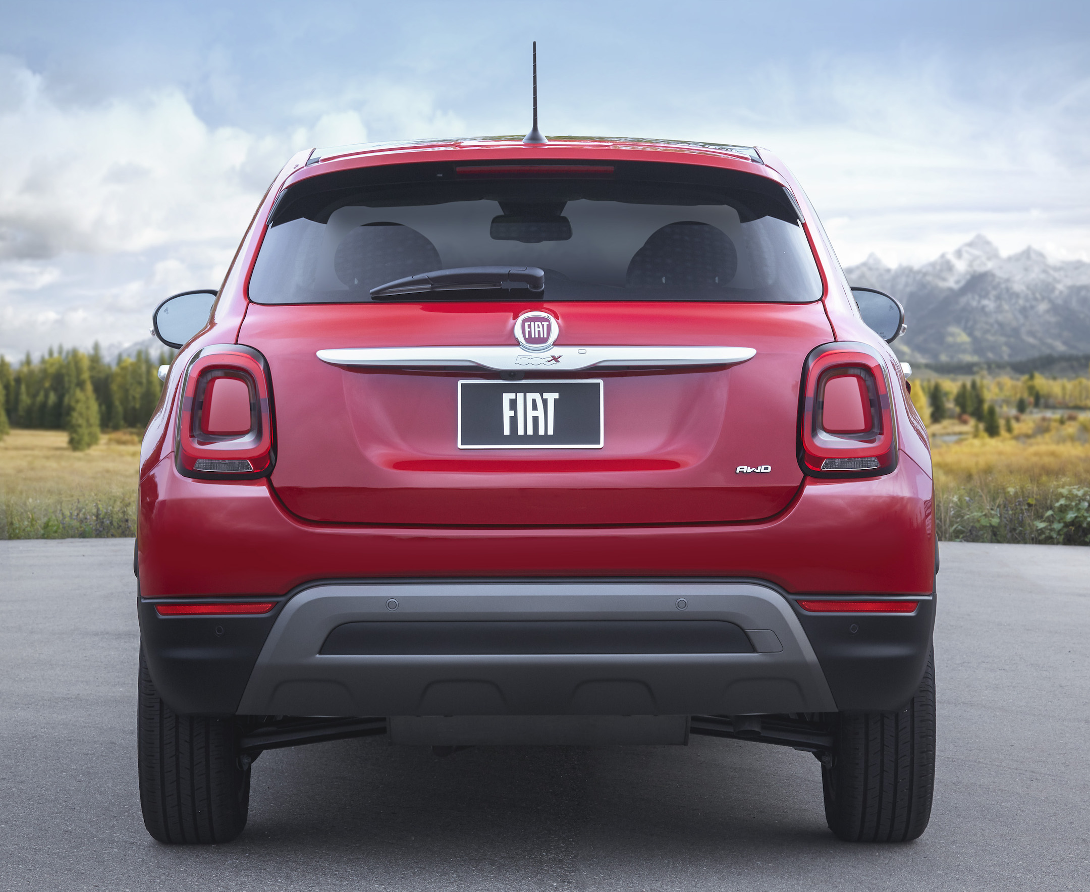 2020 Fiat 500X Trekking Plus