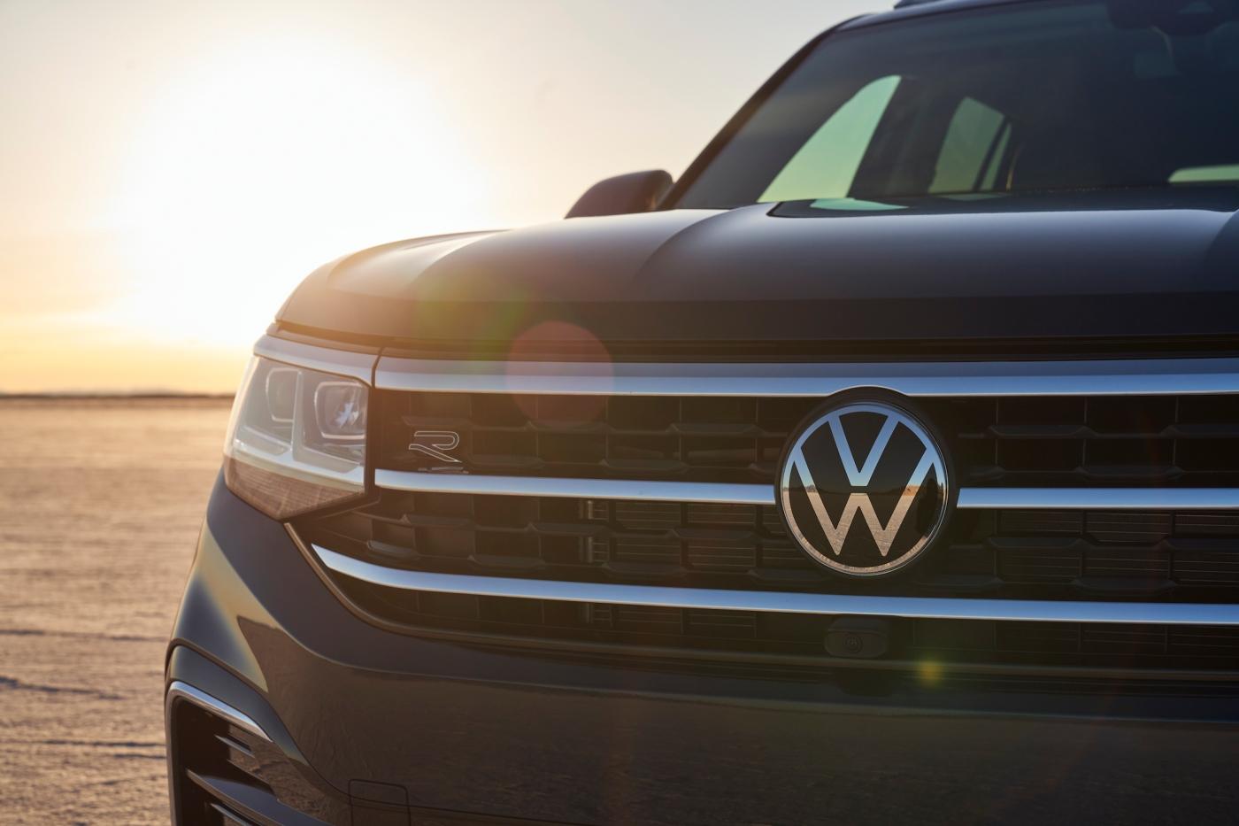 2021 Volkswagen Atlas SE R-Line